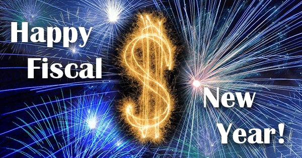 Happy Fiscal New Year! — Heal Your Grid